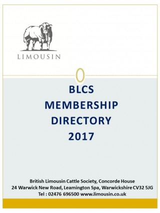 Members Directory Front Cover
