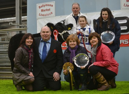 Young Handler Championship Presentation