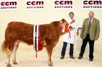 NLE Garrowby Farms supreme champ and judge