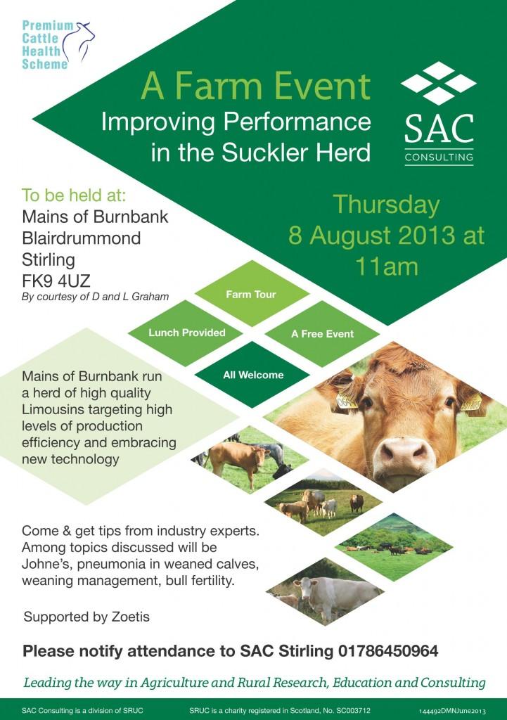 Burnbank Event Flyer