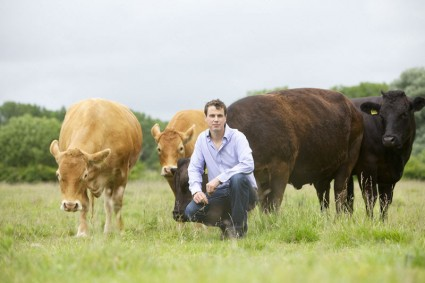 Guy Green of Greensons Limousins