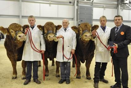 Champion Carlisle Group of Three