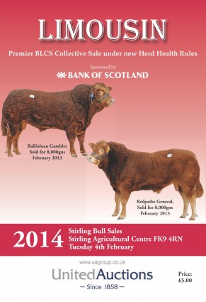 Stirling February Catalogue