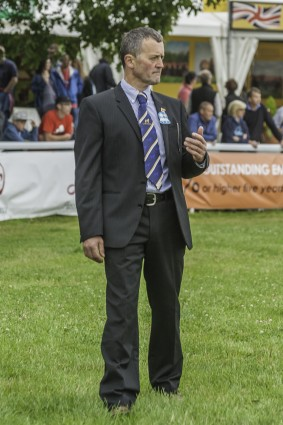 Limousin Judge Steven Priestley