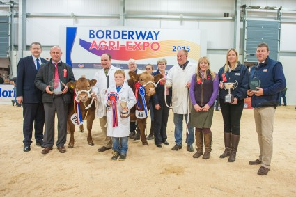 Overall Champion and Reserve