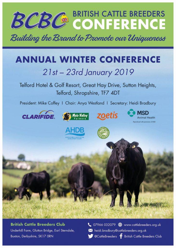 Limousin Breeder James Cooper To Speak At British Cattle